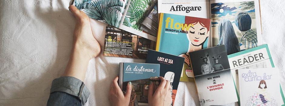 Die Lieblingsbücher der Redaktion