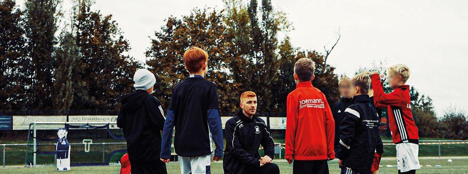 Das Ziel ist klar: Professionelle Bedingungen für Nachwuchs-Kicker