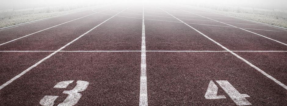 Sport- und Übungsbetrieb eingestellt