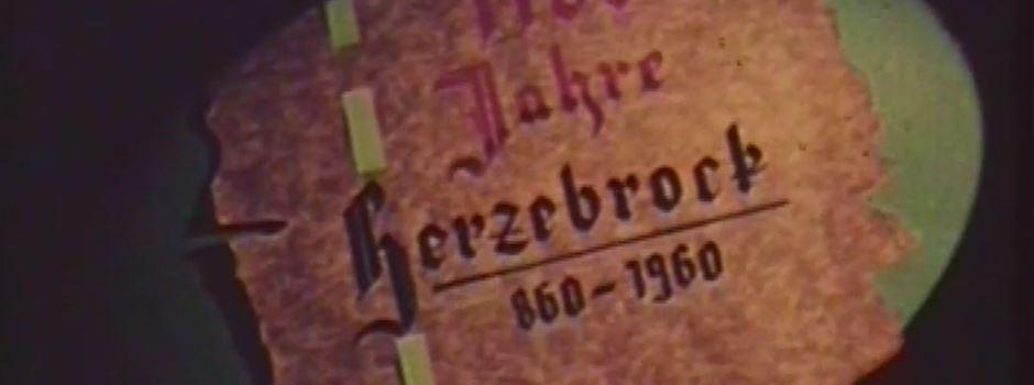 Herzebrock Anno 1960 - Video zur Herzebrocker Geschichte