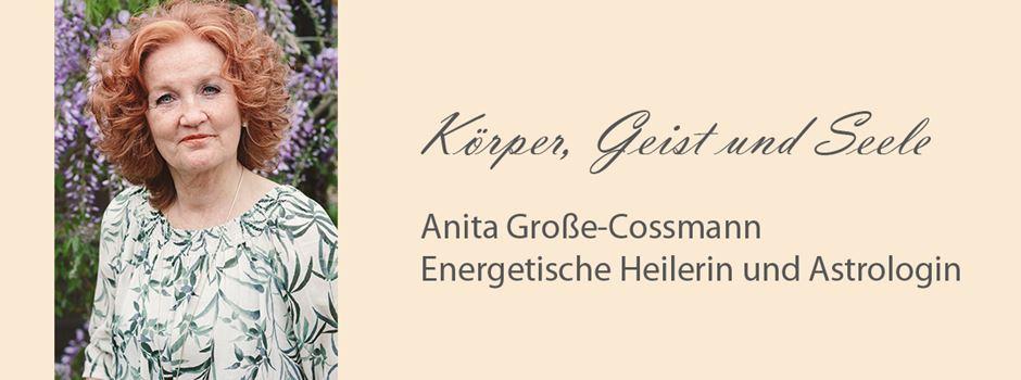 11 - Adventskalender - Energetische Heilerin und Astrologin Anita Große-Cossmann