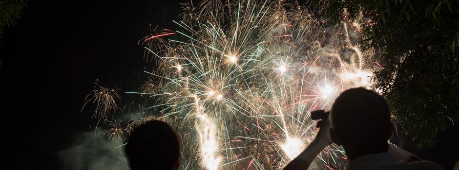 Wo Ihr am Montag das Mainzer Feuerwerk am besten sehen könnt