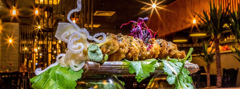 Hiro bringt 'Freestyle Sushi' nach Wiesbaden
