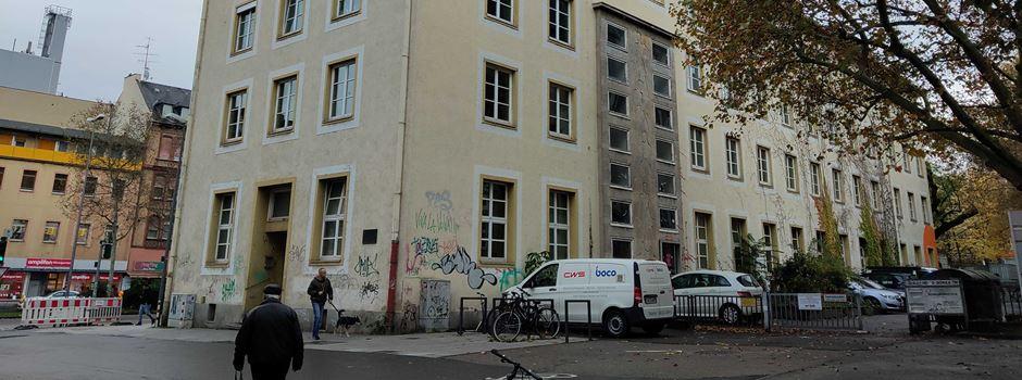 Was mit dem Alten Arbeitsamt am Platz der Deutschen Einheit passiert