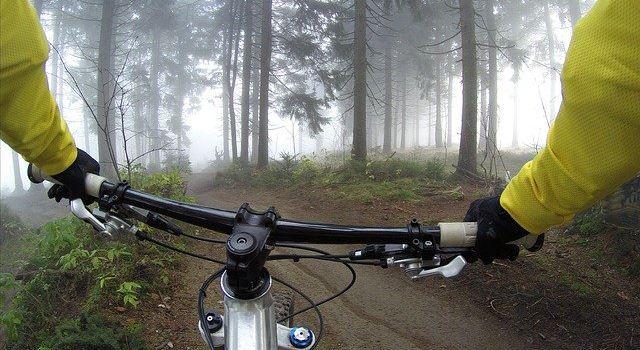 Mountainbike-Strecken um Augsburg