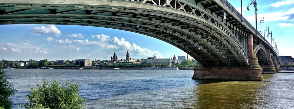 Fünf Fakten zur Theodor-Heuss-Brücke
