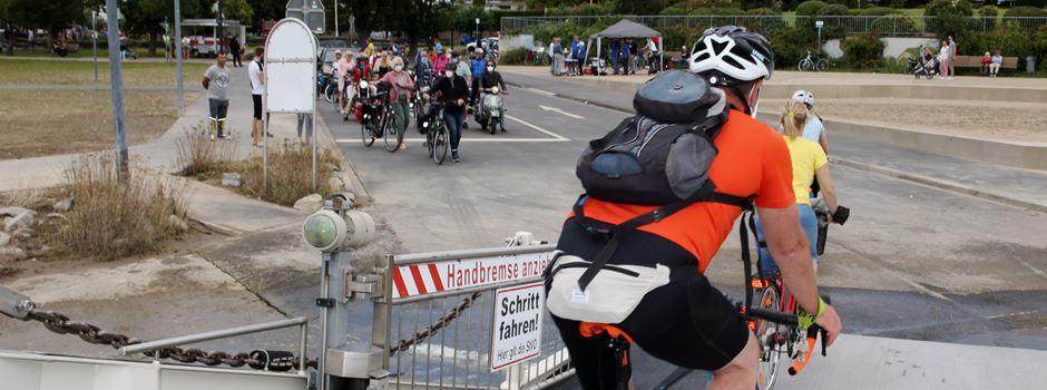 Fähr-Rad-Tag 2021: ADFC bittet um Spenden für Betroffene der Hochwasserkatastrophe
