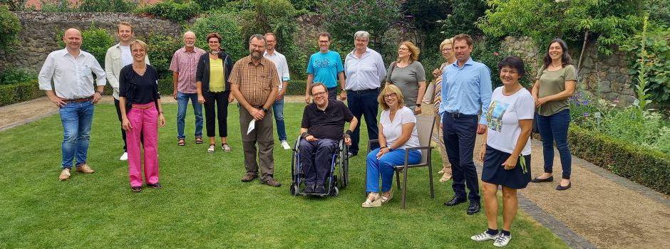 Landesbeauftragter für die Belange von Menschen mit Behinderungen besucht die VG Rhein-Selz