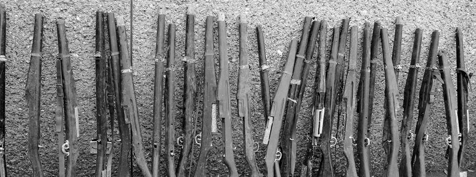 Waffen wieder straffrei abgegeben