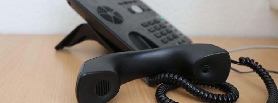 Falsche Polizeibeamte am Telefon