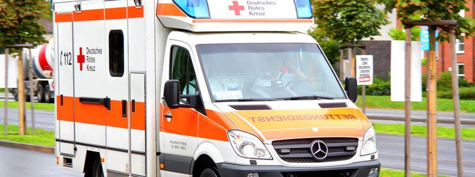 Radfahrer stirbt in Offenbacher Innenstadt