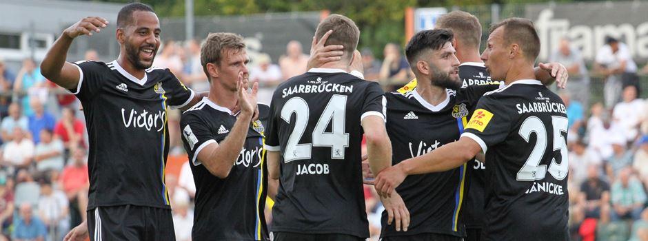 Bei vorzeitigem Saisonabbruch - 1.FC Saarbrücken fordert Aufstockung der 3.Liga