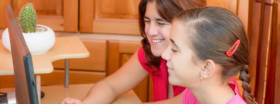 """""""Home Office"""" – Auch für Niederkasseler Schüler eine neue Erfahrung"""