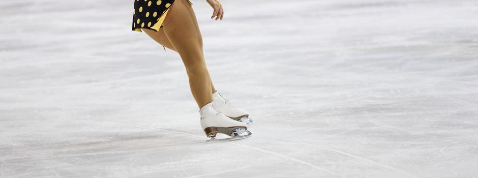 Eis am Kö - Schlittschuhlaufen und Party