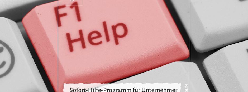 Sofort-Hilfe-Programm für Unternehmer aus dem Kreis Gütersloh gefordert
