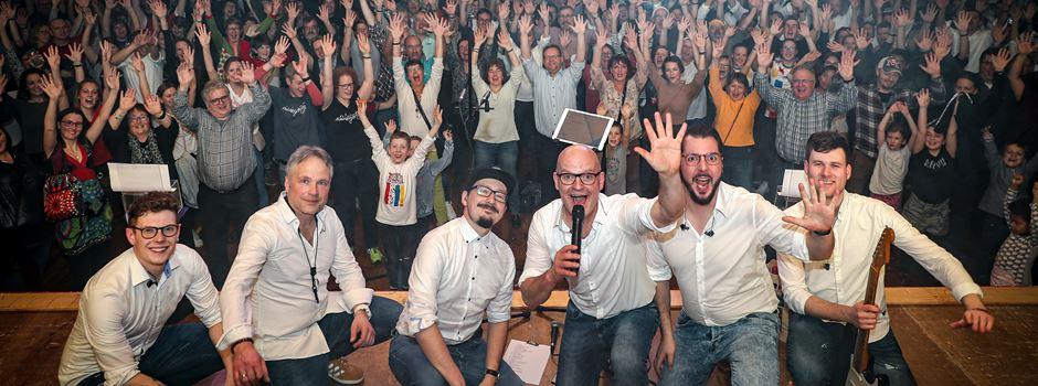 Mainzer Musiker Oliver Mager sammelt Tausende Euro für guten Zweck