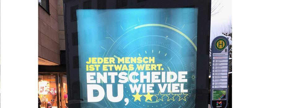 """Altstadt-SPD legt Beschwerde gegen """"menschenverachtende"""" Werbung ein"""