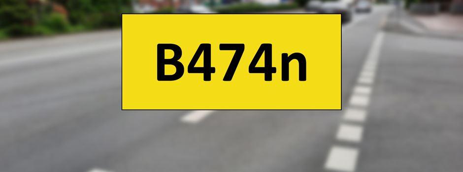 Grüne machen gegen die B474n mobil - dafür kommt sogar MdB Oliver Krischer