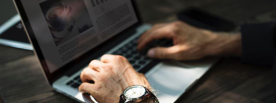 Wie konfiguriere ich eine Marktforschung?