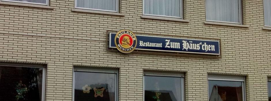 """Gasthaus """"Zum Häus'chen"""" in Nieder-Olm schließt"""