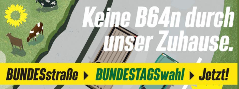Wahlwerbung: Entscheidung über B64n fällt in Berlin!