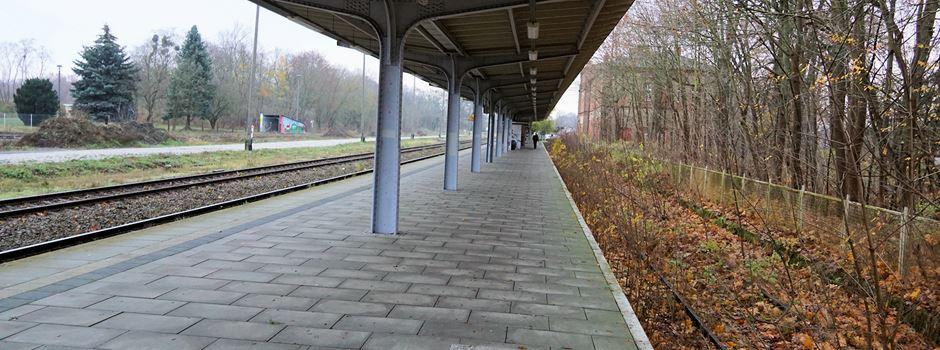 Bahn plant Reaktivierung von Gleis 1
