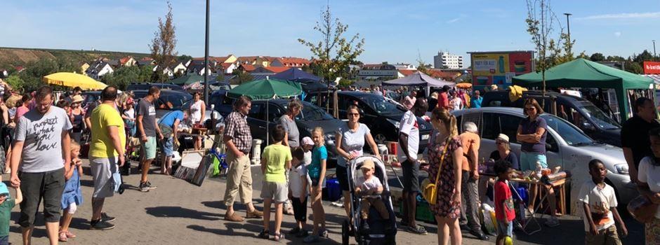 2. Niersteiner Familienflohmarkt am 26. Mai 2019 von 11 bis 16 Uhr