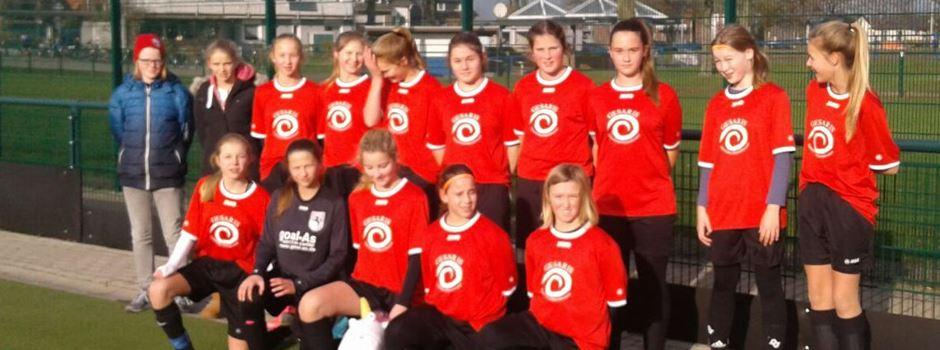 Fussball C-Juniorinnen erfolgreich in der Kreisliga A