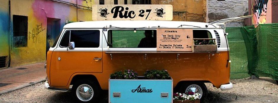 Food Trucks in Augsburg: Die Helden der Mittagspause