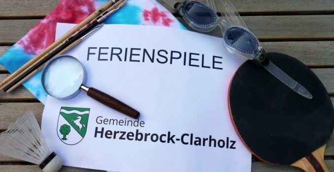 Ferienspiele in Herzebrock-Clarholz