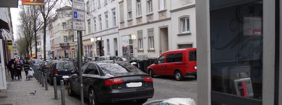 Axt-Angriff vor Restaurant in der Wellritzstraße