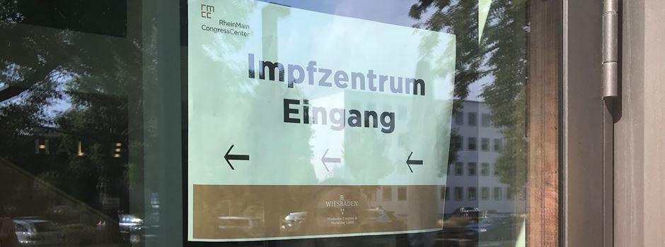 Wiesbadener Impfzentrum nun geschlossen