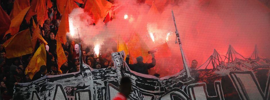 Bundesliga: Mehrere Fans in Opel Arena verletzt