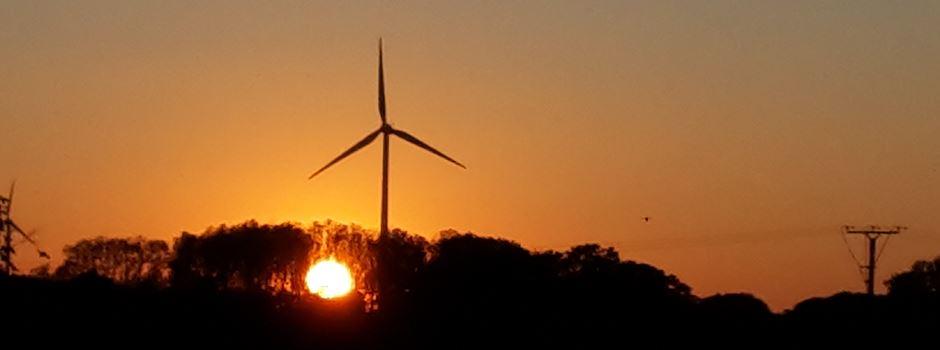 Bündnis 90/Die Grünen laden zur Windradbesichtigung ein