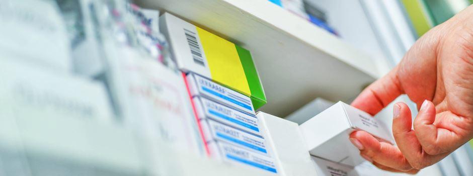 Ibuprofen wird auch in Mainz knapp