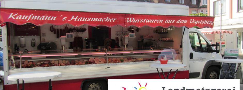 Schwabsburger Wochenmarkt ab sofort mit einer Landmetzgerei
