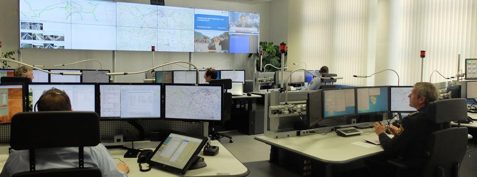 Hacker-Angriff auf die Mainzer Polizei