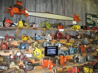 Diebstahl von Kettensägen in Möhler