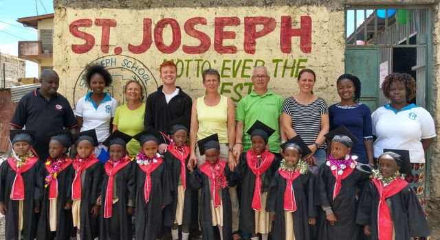 VZG: Sorgen um die Patenschule in Kenia