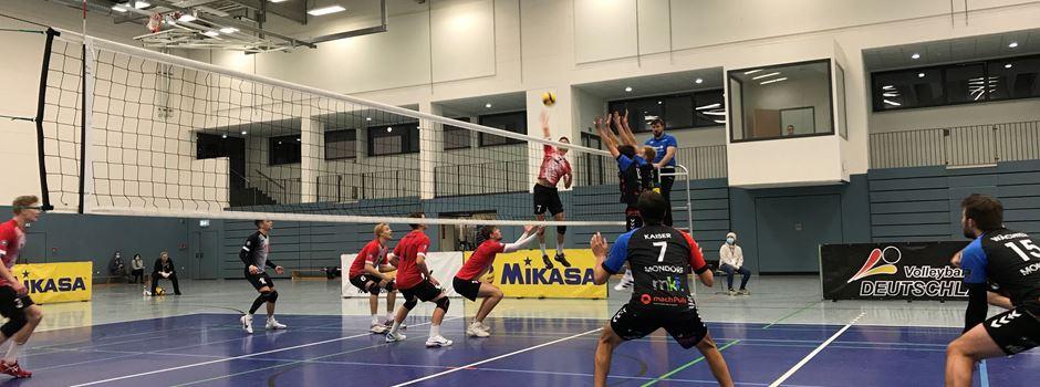 Die große Stunde des Jeff Kaiser: Sieg in der 2. Volleyballbundesliga mit neuer Aufstellung