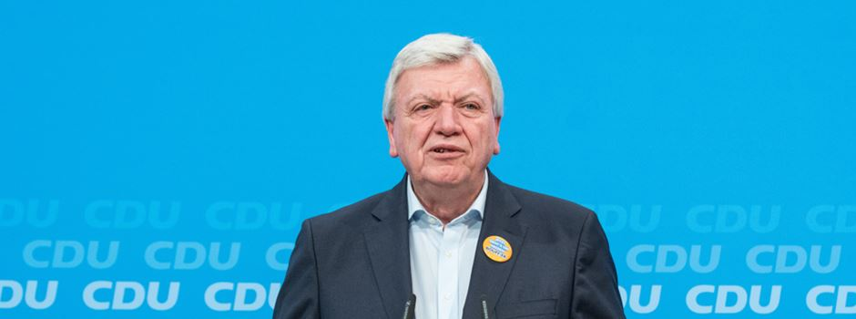 Bouffier: Vorerst keine Ausgangssperren wegen des Coronavirus in Hessen geplant