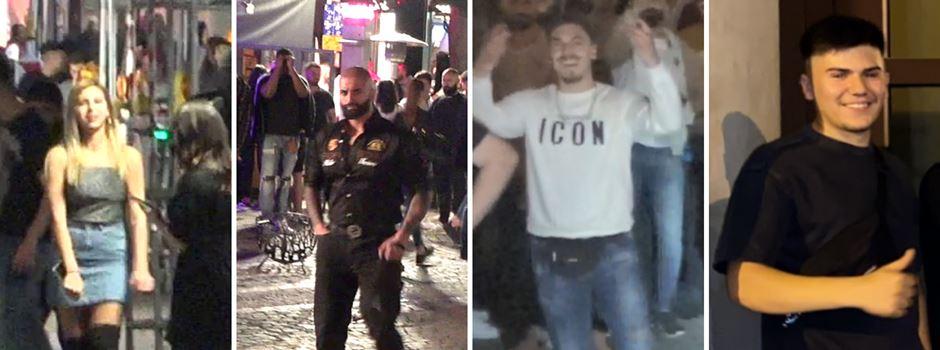Nach Ausschreitungen auf Frankfurter Opernplatz: Polizei sucht diese Verdächtigen