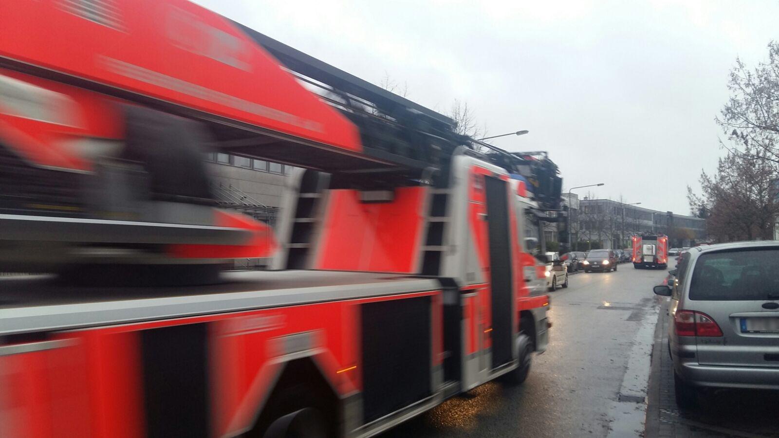 Ein toter und 5 verletzte nach Feuer in Fechenheim