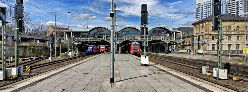Verwirrung um Gleis 1a am Hauptbahnhof