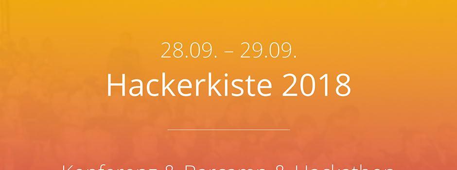 Hackerkiste 2018 – alles zum interessanten IT-Sec/IoT/Web-Event in Augsburg