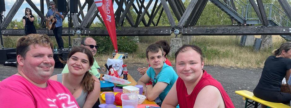 Gelungene Events: 215 Besucher beim Picknick, 130 beim EM-Rudelgucken
