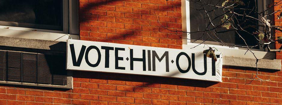 Jodel US-Edition: Die besten Posts zur Präsidentschaftswahl