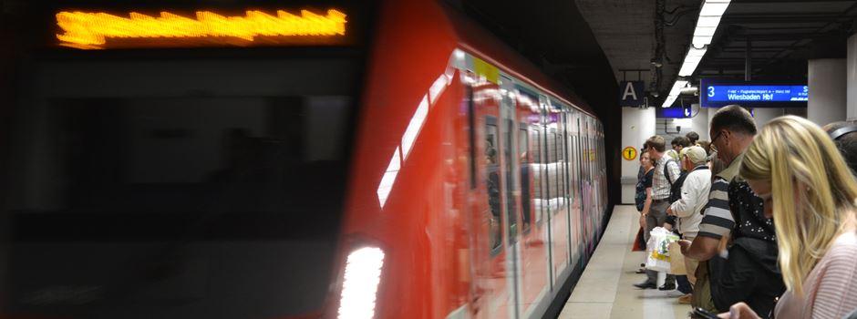 Wegen Schlafenden im Tunnel: 28 S-Bahnen ausgefallen