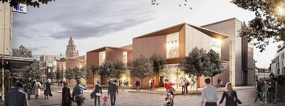 So wird das Einkaufsquartier in der Ludwigsstraße aussehen