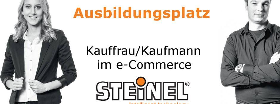Stellenanzeige: Steinel bietet Ausbildungsplatz für Kauffrau/Kaufmann im e-Commerce